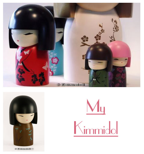 La poup e kokeshi by kimmidoll s ve d co for Decoration chambre kimmidoll